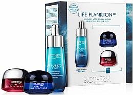 Düfte, Parfümerie und Kosmetik Gesichtspflegeset - Biotherm Blue Therapy (Gesichtscreme 15ml + Nachtcreme 15ml + Gesichtselixier 30ml)