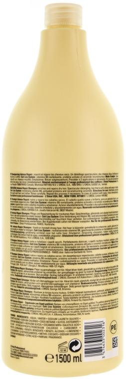 Pflegendes Shampoo für trockenes Haar - L'Oreal Professionnel Intense Repair Shampoo — Bild N3