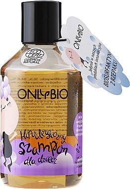 Hypoallergenes Shampoo für alle Haartypen - Only Bio Fitosterol Hypoallergenic Shampoo — Bild N1