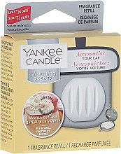 Düfte, Parfümerie und Kosmetik Duftstein für Autoduftanhänger - Yankee Candle Vanilla Cupcake Charming Scents (Refill)