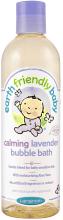 Düfte, Parfümerie und Kosmetik Beruhigendes und feuchtigkeitsspendendes Schaumbad für empfindliche Babyhaut mit Lavendel und Aloe Vera - Earth Friendly Baby Calming Lavender Bubble Bath
