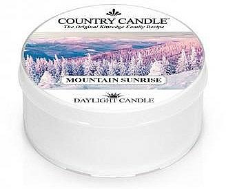 Duftkerze Mountain Sunrise - Country Candle Mountain Sunrise Daylight — Bild N1