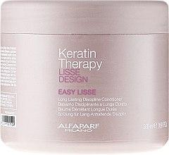 Haarspülung - Alfaparf Lisse Design Keratin Therapy Easy Lisse — Bild N1