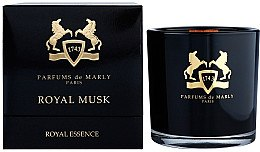 Düfte, Parfümerie und Kosmetik Duftkerze Royal Musk - Parfums de Marly Paris Royal Musk Scented Candle