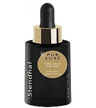 Düfte, Parfümerie und Kosmetik Anti-Aging Gesichtsserum - Stendhal Pur Luxe Precieux Oleo Serum