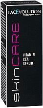 Düfte, Parfümerie und Kosmetik Vitaminkomplex Gesichtsserum - FacEvolution Vitamin CEA Serum