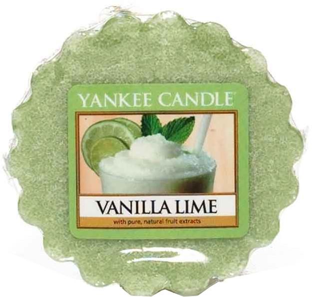 Tart-Duftwachs Vanilla Lime - Yankee Candle Vanilla Lime Wax Melts