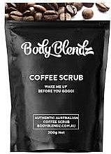 Düfte, Parfümerie und Kosmetik Kaffee-Körperpeeling - Body Blendz Coffee Scrub