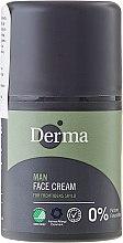 Düfte, Parfümerie und Kosmetik Gesichtscreme für Männer - Derma Man Face Cream