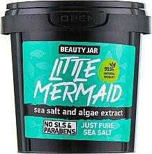Düfte, Parfümerie und Kosmetik Badesalz mit Meersalz und Algenextrakt - Beauty Jar Just Pure Sea Salt