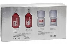 Diesel Zero Plus Feminine - Duftset (Eau de Toilette 4x30ml) — Bild N2