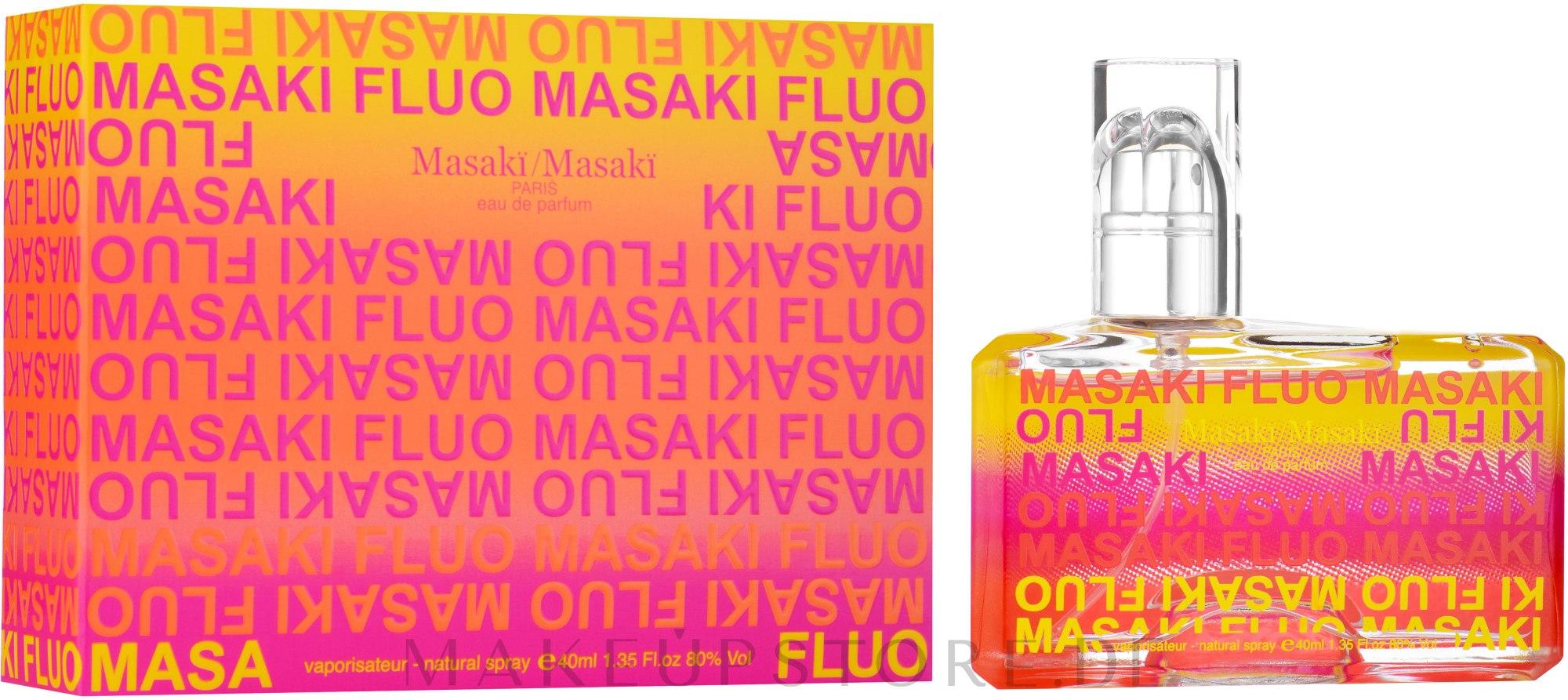 Masaki Matsushima Fluo - Eau de Parfum — Bild 40 ml