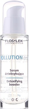 Detox Gesichtsserum für Tag und Nacht - Floslek Pollution Anti Detoxyifing Booster for Day and Night — Bild N2