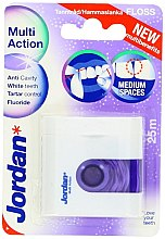 Düfte, Parfümerie und Kosmetik Zahnseide Multi Action 25 m - Jordan Multi Action Floss