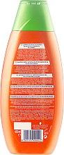 Vitalisierendes Shampoo mit Sanddorn-Extrakt für müdes, krafloses Haar - Schwarzkopf Schauma Shampoo — Bild N4