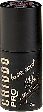 Düfte, Parfümerie und Kosmetik Hybrid-Nagelunterlack Beige Pink - Chiodo Pro Salon Base by Edyta Gorniak