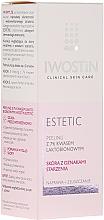 Düfte, Parfümerie und Kosmetik Anti-Falten Gesichtspeeling mit 7% Lactobionsäure für empfindliche Haut - Iwostin Estetic Peeling 7% Lactobionic Acid