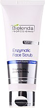 Düfte, Parfümerie und Kosmetik Enzym-Gesichtspeeling - Bielenda Professional Face Program Enzymatic Face Scrub