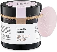 Düfte, Parfümerie und Kosmetik Sanftes Peeling für trockene und empfindliche Haut - Make Me BIO Cleansing