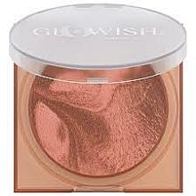 Bronzierpuder für das Gesicht - Huda Beauty GloWish Soft Radiance  — Bild N2