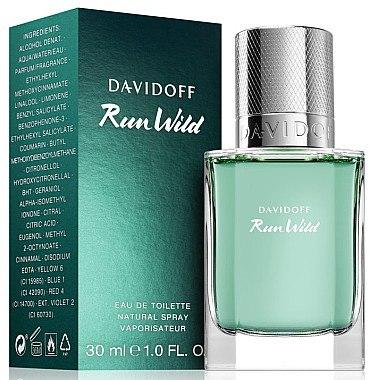 Davidoff Run Wild Men - Eau de Toilette — Bild N3