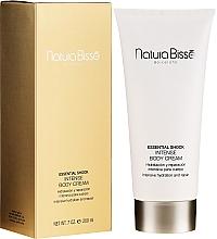 Düfte, Parfümerie und Kosmetik Intensive Körpercreme mit Ringelblume - Natura Bisse Essential Shock Intense Body Cream