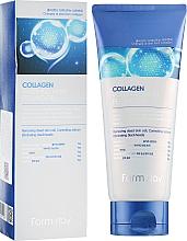 Düfte, Parfümerie und Kosmetik Peelinggel für das Gesicht mit Kollagen - FarmStay Collagen Water Full Moist Peeling Gel