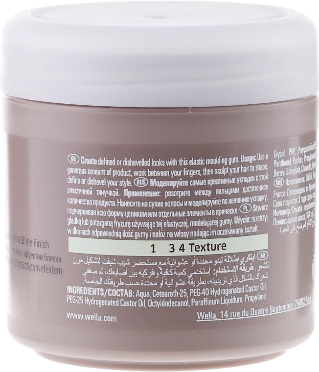 Modellierende Haarpaste für mehr Glanz - Wella Professionals EIMI Shape Shift — Bild N2
