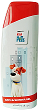 Düfte, Parfümerie und Kosmetik Bade- und Duschgel für Kinder The Secret Life Of Pets - Corsair The Secret Life Of Pets Bath&Shower Gel