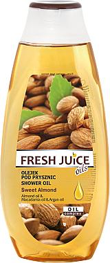 Duschöl mit süßen Mandeln - Fresh Juice Shower Oil Sweet Almond — Bild N1