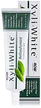 Düfte, Parfümerie und Kosmetik Zahnpasta-Gel mit Pfefferminzöl - Now Foods XyliWhite Refreshmint Toothpaste Gel