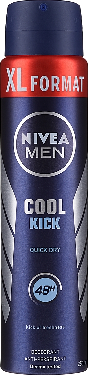 Deospray - Nivea Men Cool Kick Deo Spray