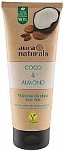 Düfte, Parfümerie und Kosmetik Körpermilch mit Kokosnuss und Mandel - Aura Naturals Coco & Almond Body Milk