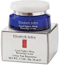Regenerierende Nachtcreme - Elizabeth Arden Good Night`s Sleep Restoring Cream — Bild N2