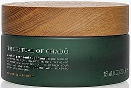 Düfte, Parfümerie und Kosmetik Zucker-Körperpeeling mit Matcha und Bambus - Rituals The Ritual of Chado Body Scrub