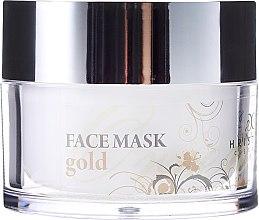 Düfte, Parfümerie und Kosmetik Straffende Gesichtsmaske mit Gold - Hristina Cosmetics Orient Gold Face Mask