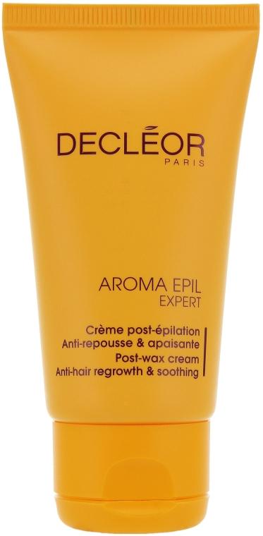 Beruhigende Creme nach der Enthaarung - Decleor Aroma Epil Expert Post-Wax Cream — Bild N2
