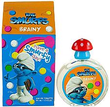 Düfte, Parfümerie und Kosmetik The Smurfs Brainy - Eau de Toilette