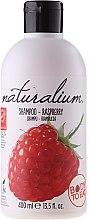 Shampoo und Haarspülung mit Himbeerduft - Naturalium Shampoo And Conditioner Raspberry — Bild N2