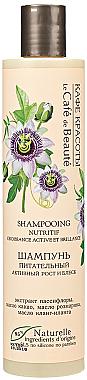 Pflegendes Shampoo für aktives Wachstum und Glanz - Le Cafe de Beaute Nourishing Shampoo — Bild N1