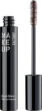 Wimperntusche - Make Up Factory Mascara Even More Volume — Bild N1