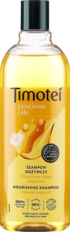 Shampoo für trockenes und stumpfes Haar - Timotei Precious Oils