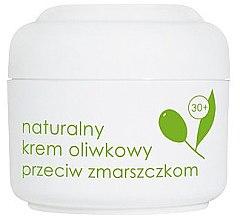 Düfte, Parfümerie und Kosmetik Natürliche Anti-Falten Gesichtscreme mit Olivenöl - Ziaja Anti-Wrinkle Olive Natural Face Cream