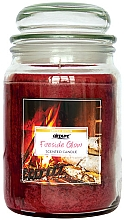 Düfte, Parfümerie und Kosmetik Duftkerze im Glas Fireside Glow - Airpure Jar Scented Candle Fireside Glow