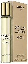 Düfte, Parfümerie und Kosmetik Loewe Solo Loewe Sport - Eau de Toilette (Mini)