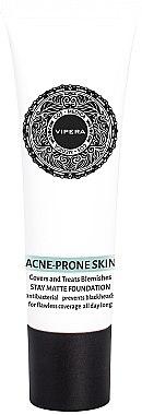 Mattierende Foundation - Vipera Cos-Medica Acne Prone Skin Stay Matte Foundation — Bild N1