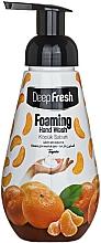 Düfte, Parfümerie und Kosmetik Reinigungsschaum für Hände mit Mandarine - Aksan Deep Fresh Foaming Hand Wash Tangerine