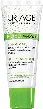 Gesichtscreme für fettige und unvollkommene Haut - Uriage Hyseac 3-Regul Global Skin Care — Bild N1