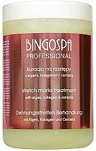 Düfte, Parfümerie und Kosmetik Dehnungsstreifenmaske mit Algen, Kollagen und Centella - BingoSpa Algae Compresses For Stretch Marks