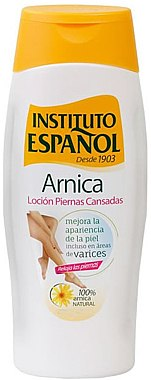 Lotion für müde Beine mit Arnika - Instituto Espanol Arnica Tired Legs Lotion — Bild N1